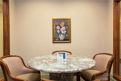 lawrenceville orthodontists conference room