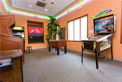 lawrenceville orthodontists game room