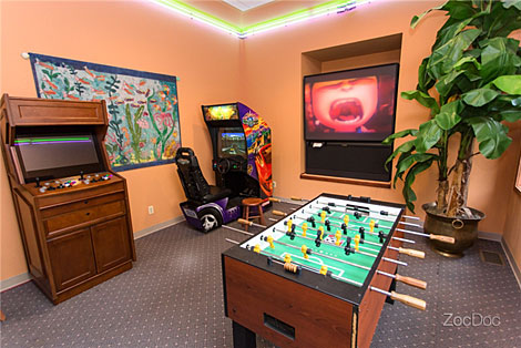 lawrenceville orthodontists game room 2
