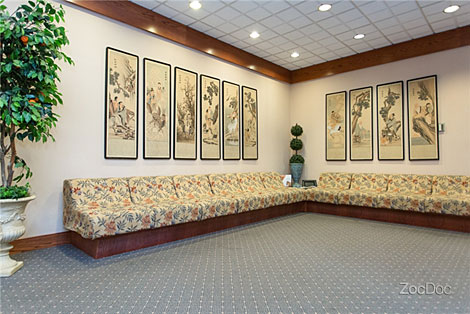 lawrenceville orthodontists reception room 2